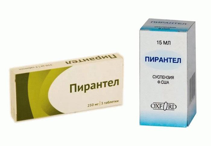 Пирантел является антигельминтным препаратом и обладает широким спектром действия