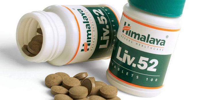 Liv.52 является гепатопротекторм и имеет антисептический, анальгезирующий, мочегонный эффект