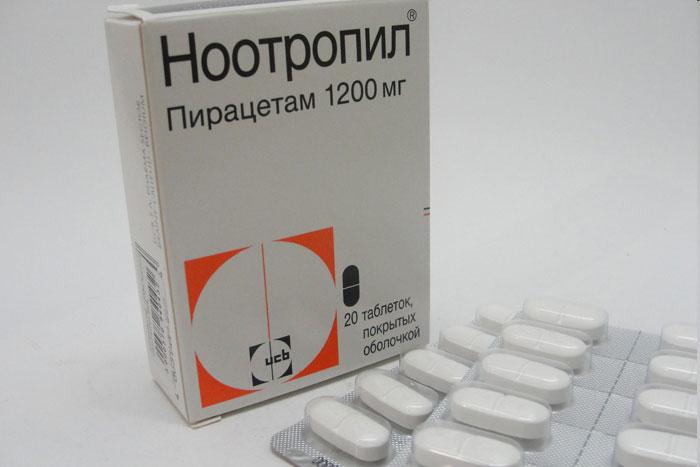 Ноотропил является препаратом группы ноотропов, предназначенным для восстановления функций мозга