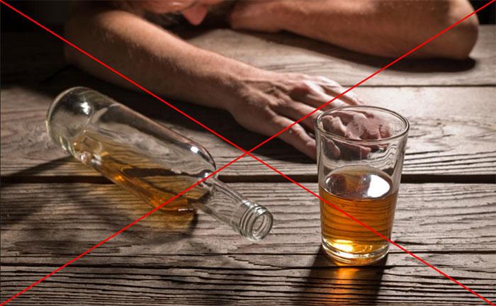 Врачи не рекомендуют употреблять алкоголь во время приёма препарата Нейромультивит