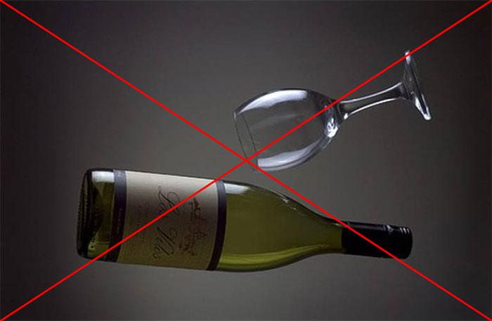 Врачи утверждают о несовместимости препарата Итразол с алкоголем
