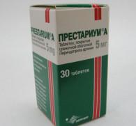 Престариум и алкоголь: сочетание сосудосуживающего препарата и спиртного