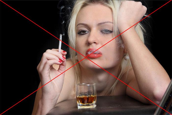 Врачи рекомендуют отказаться от алкоголя на время приёма препарата Престариум