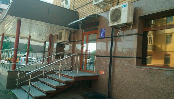 Расположение центра психотерапии и лечения алкоголизма (Уфа)