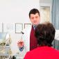 Прием больного в наркологической клинике «Сана» (Харьков)