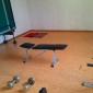 Спортзал в наркологическом реабилитационном центре «Стимул» (Харьков)