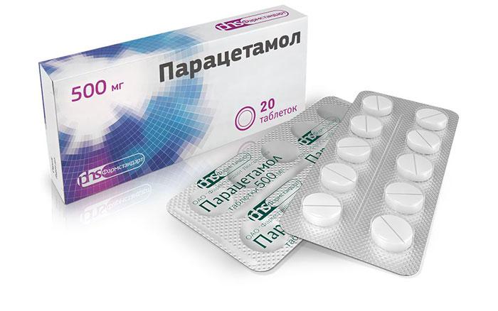 Парацетамол является нестероидным противовоспалительным препаратом с обезболивающим действием