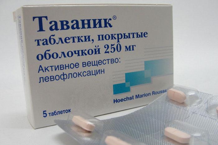 Таваник является антибактериальным препаратом и обладает широким фармакологическим действием