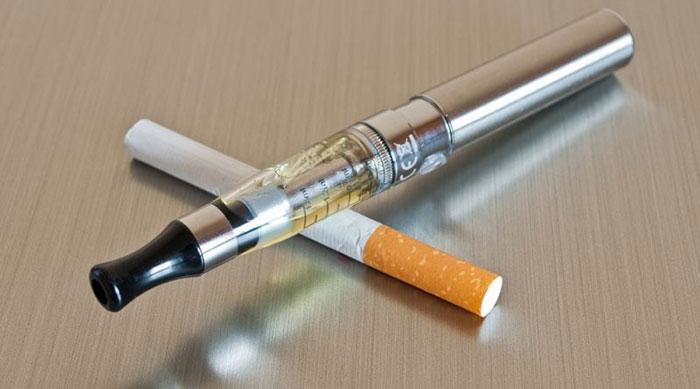 Электронные сигареты не имеют в составе ядов и канцерогенов в отличии от обычных сигарет