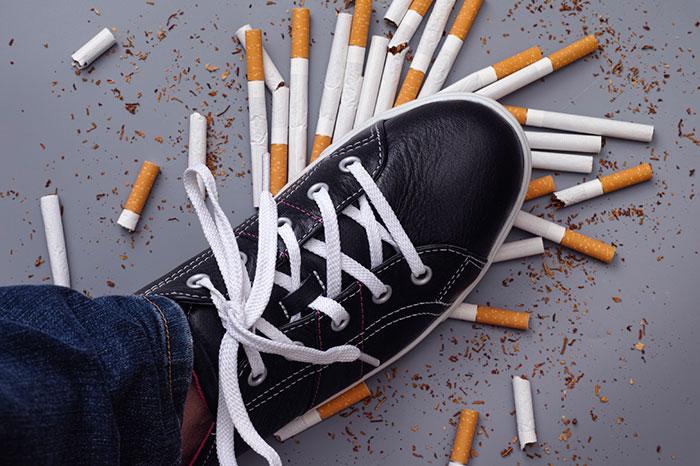 Эффективность метода Аллена Карра заключается в понимании механизма никотиновой зависимости
