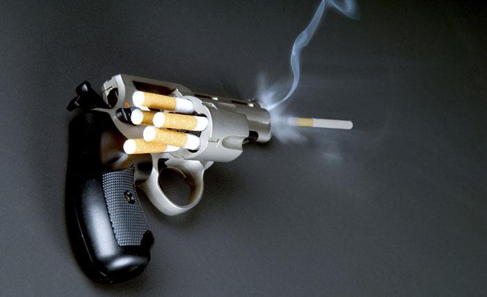 Согласно недавним исследованиям, смертельной для человека дозой никотина является 0,5 - 1 г. никотина