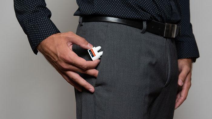 Использование ингалятора Антифьюм допускается без рецепта и контроля врача