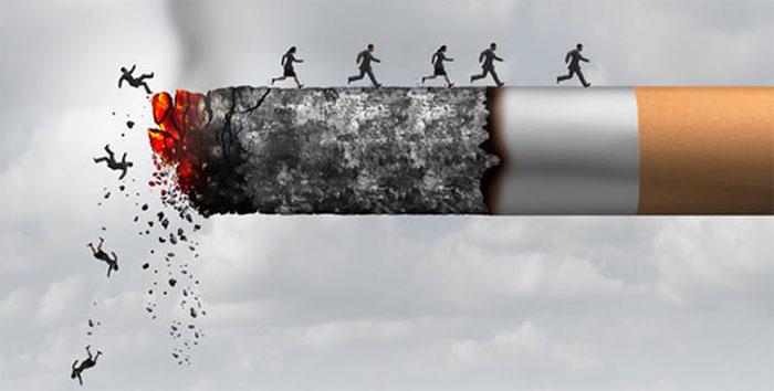 Методика Аллен Карра предусматривает борьбу с никотиновой зависимость без волевых усилий