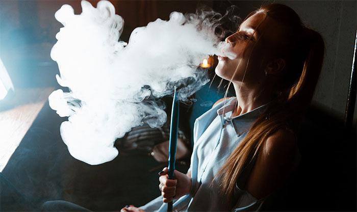 Частое и неправильное курение кальяна может привести к проблемам со здоровьем