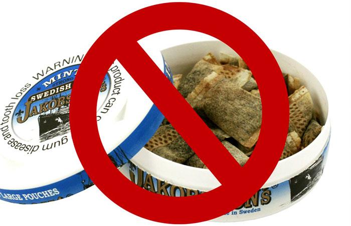 Избавление от снюсовой зависимости требует тех же усилий и действий, что и от курения сигарет