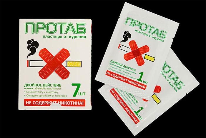 Пластырь Протаб создан на основе экстракта Хаутюния, способствует очищению организма от токсинов