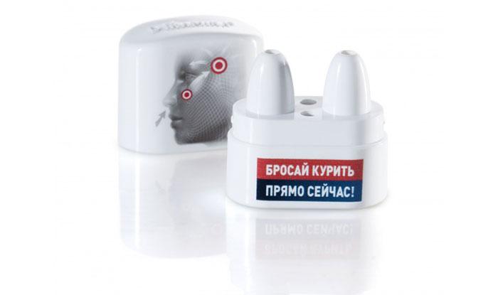 Ингалятор AntiFume является средством для борьбы с никотиновой зависимостью