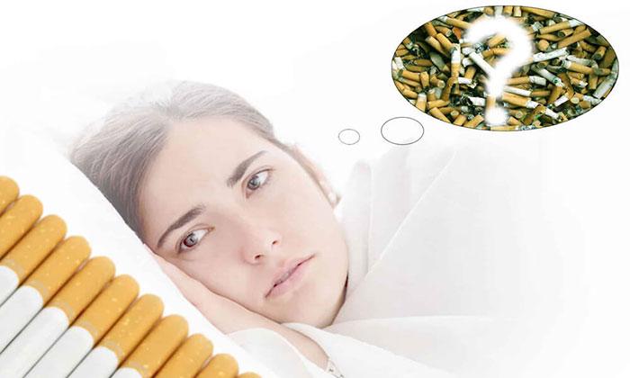 Врачи рекомендуют прекращать курить через несколько дней после окончания месячных