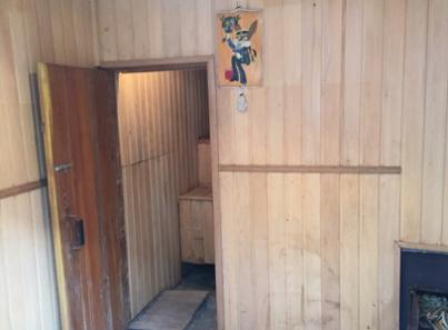 Баня в центре реабилитации Благотворительного Фонда «Остров» (Ясная Поляна)
