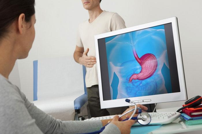 Гастрит - это воспаление слизистой оболочки желудка
