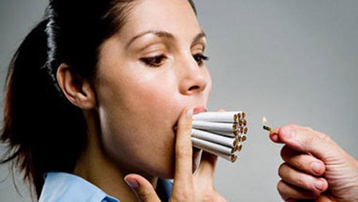 Смертельной дозой никотина считается примерно 1 миллиграмм на килограмм веса человека