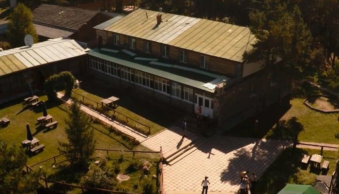Территория реабилитационного центра «Корабли» (Нижневартовск)