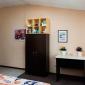 Спальня в реабилитационном центре «Пирамида» (Липецк)