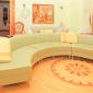 Гостиная в реабилитационном центре «Решение» (Нижний Новгород)