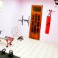 Спортзал в реабилитационном центре «Первый шаг» (Махачкала)