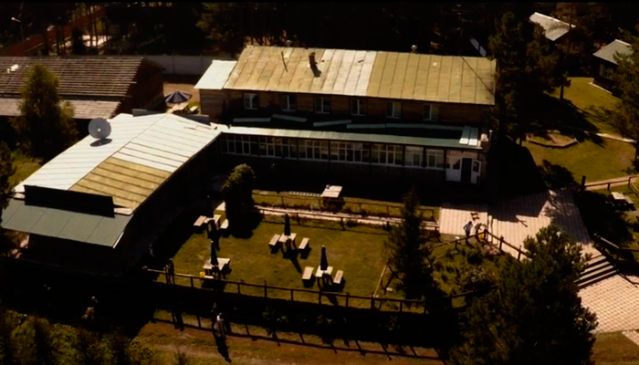 Территория реабилитационного центра «Корабли» (Нижний Новгород)
