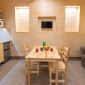 Кухня в реабилитационном центре «Первый шаг» (Липецк)