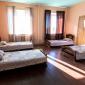 Спальня в реабилитационном центре «Первый шаг» (Липецк)