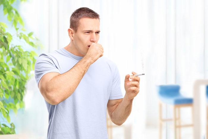Табакум-плюс снижает психологическую зависимость от курения и оказывает лечебный эффект