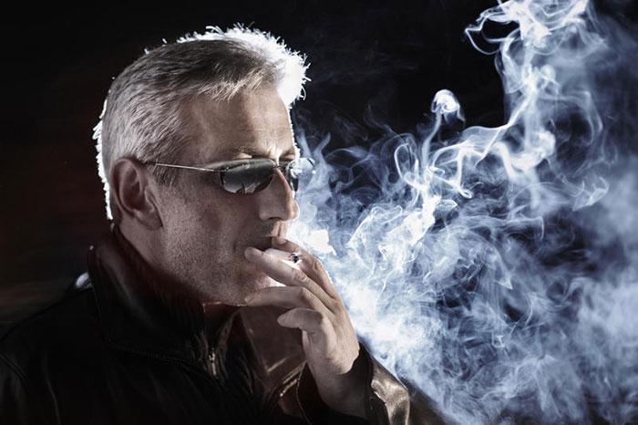 Икота является реакцией организма на токсическое воздействие сигаретного дыма на организм