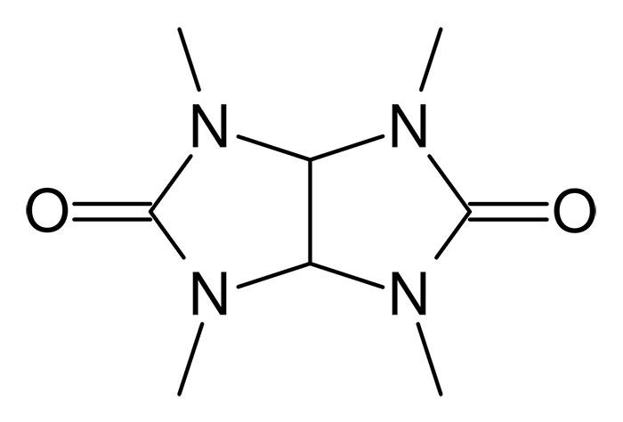 Мебикар - структурная формула действующего вещества препарата Mebix