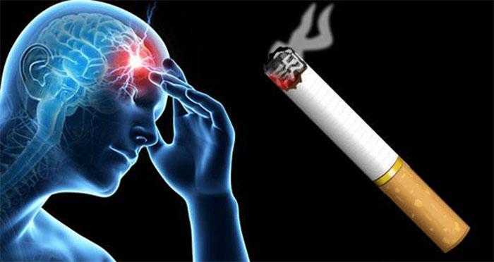 Вещества в составе сигаретного дыма разрушают нервные клетки