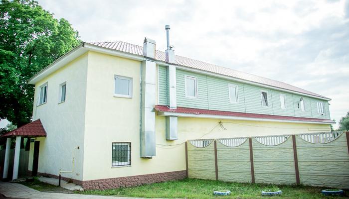 Здание центра социальной адаптации «Вершина-Тула»