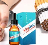 Капли от курения Никофрост: состав средства и реальные отзывы курильщиков