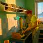 Кухня в реабилитационном центре «Развитие» (Тольятти)