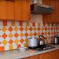 Кухня в реабилитационном центре «Вита» (Челябинск)