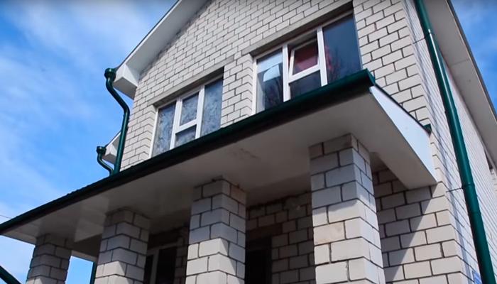Здание реабилитационного центра «Вита» (Челябинск)