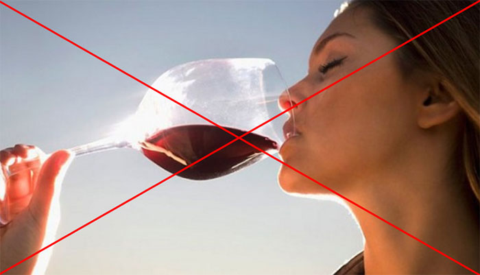 Приём алкоголя после прививки Манту способен повлиять на результат пробы
