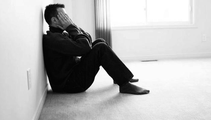 Состояние эмоциональной разбитости на втором этапе приема наркотика Винт