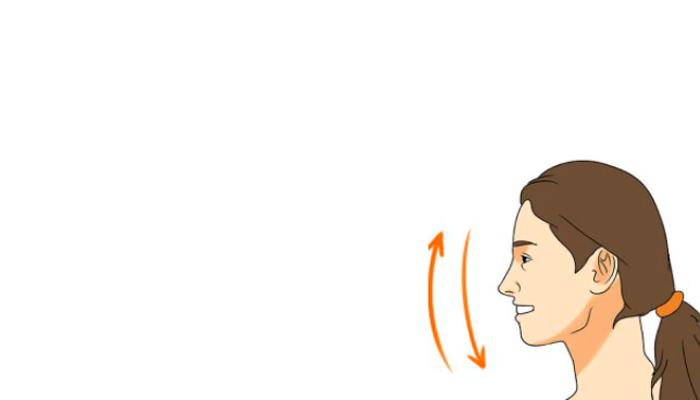 Дрожание головы при нейролептическом синдроме у человека