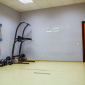 Спортзал в реабилитационном центре «Возрождение» (Новосибирск)