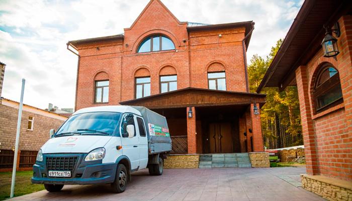 Здание реабилитационного центра «Возрождение» (Новосибирск)