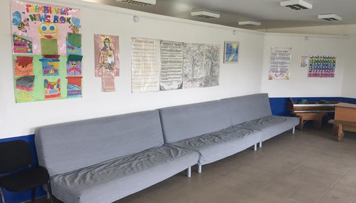 Зал для занятий в реабилитационном центре «Гармония+» (Новосибирск)