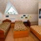 Спальня в реабилитационном центре «Развитие» (Ставрополь)