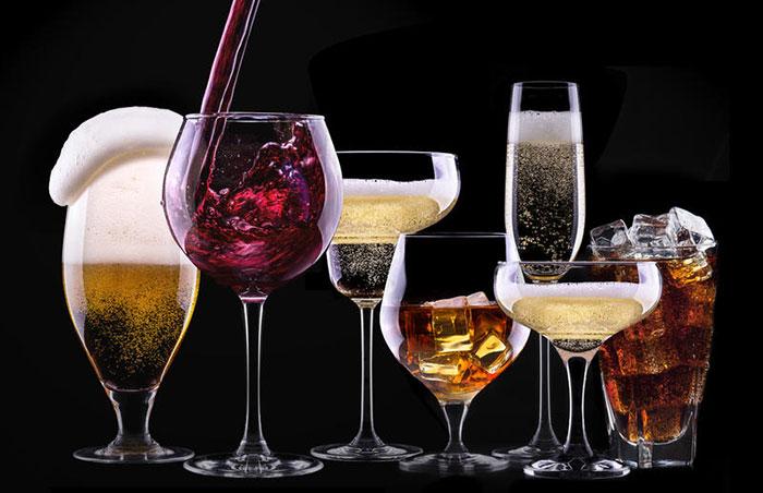 Опасность ожирения зависит от количества калорий в различных напитках