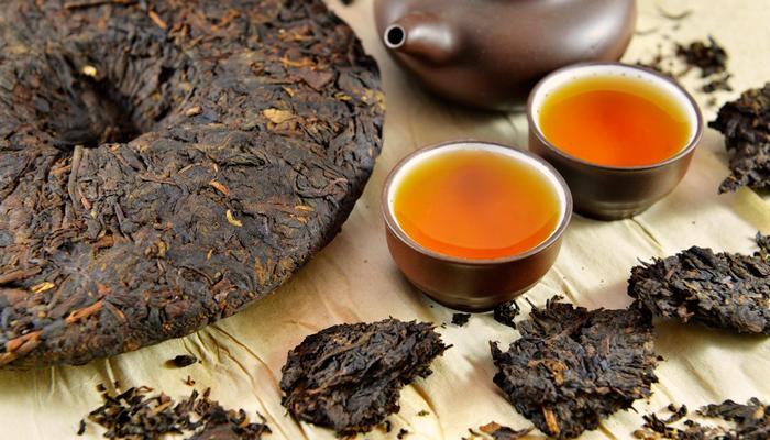 Чай пуэр для достижения состояния чайного опьянения